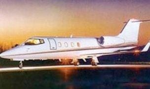 Lear Jet 55